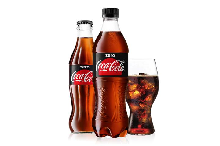 Coca-cola (Zero) 0,5 л