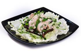 Салат шиитаке сарада