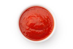 Фирменный томатный соус.