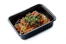 Болоньезе со спагетти
