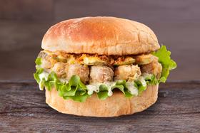 Чикенбургер острый