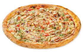 1/2 Пицца с купатами: 30см